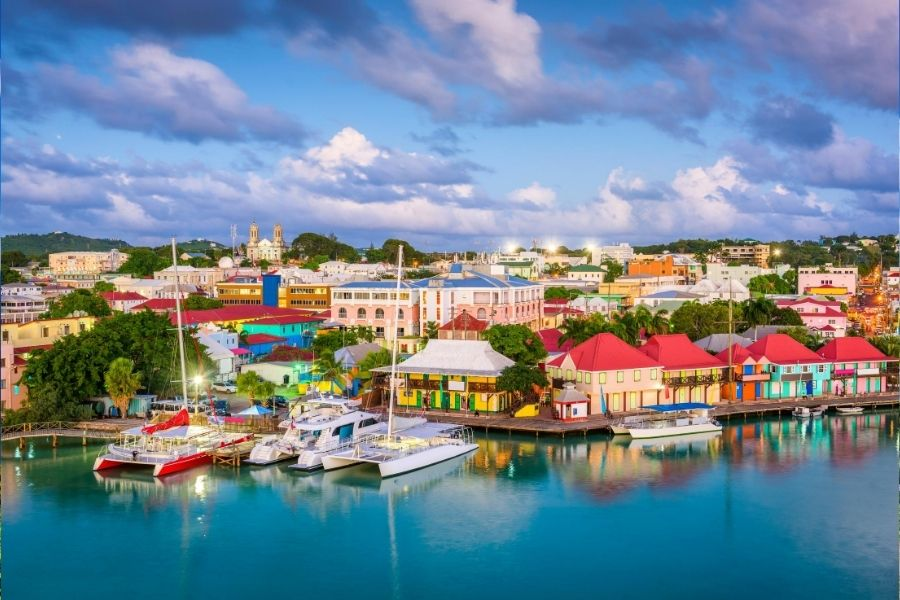 Harbor overview