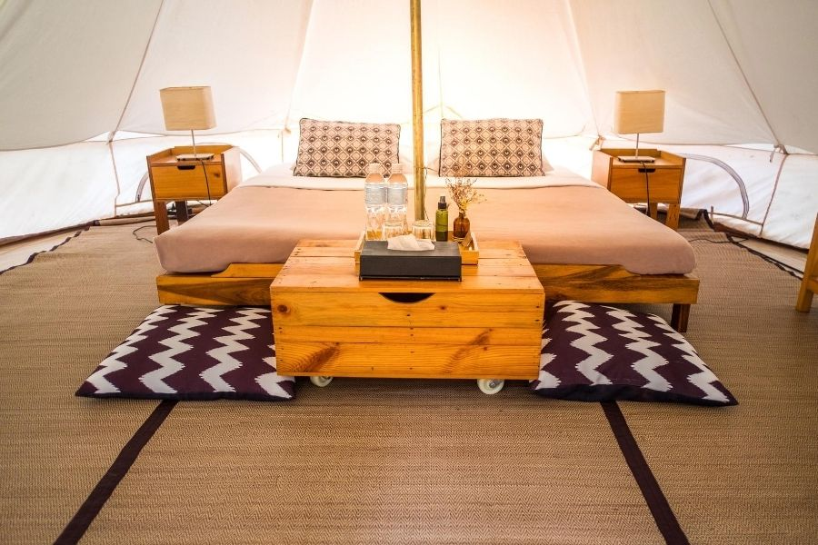 The Top California Glamping Spots