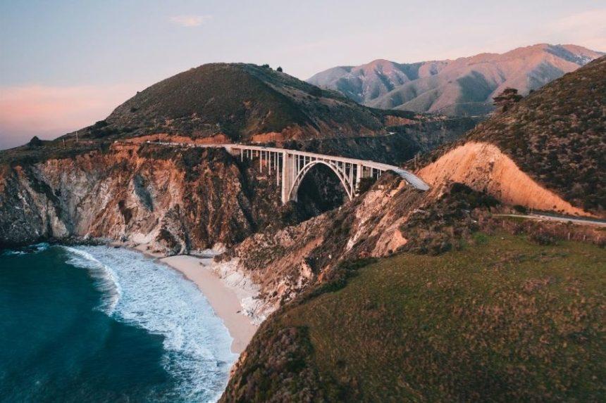 a bay monterey California