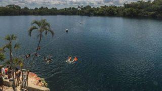 cenote azul bacalar