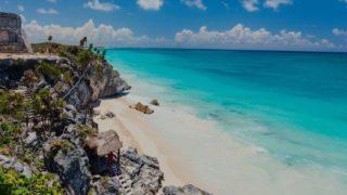 tulum airbnb - beach