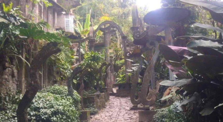 edward james surrealistic garden