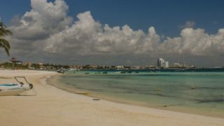 Cancun weather in October