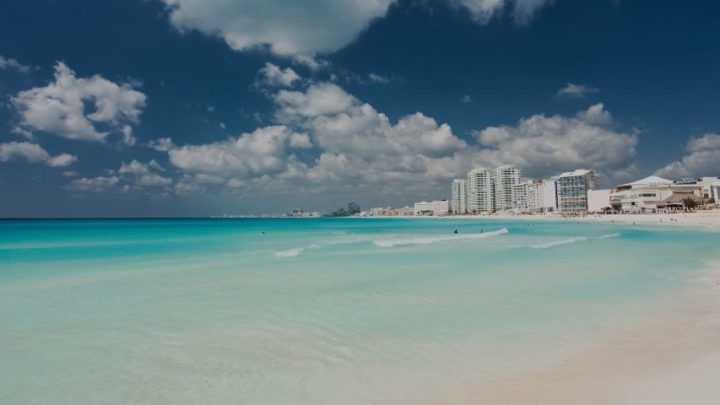cancun weather in december