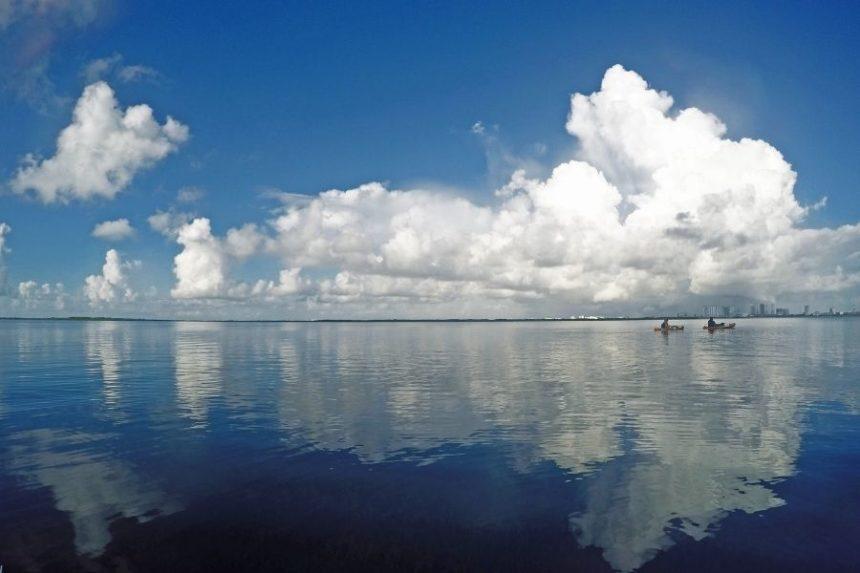 Laguna nichupte