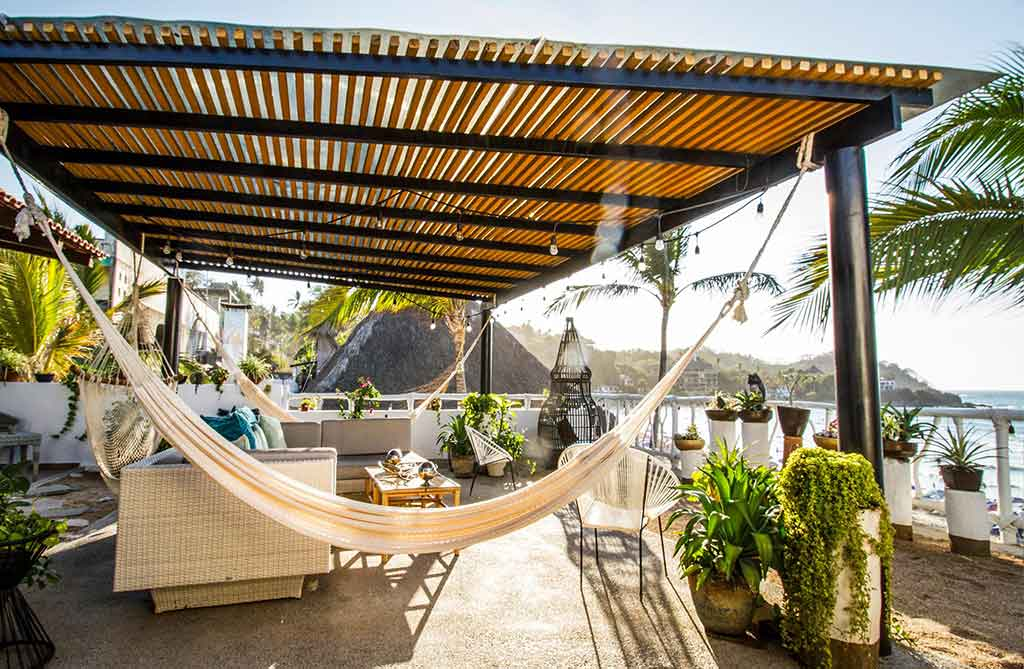 where to stay in sayulita - oceania