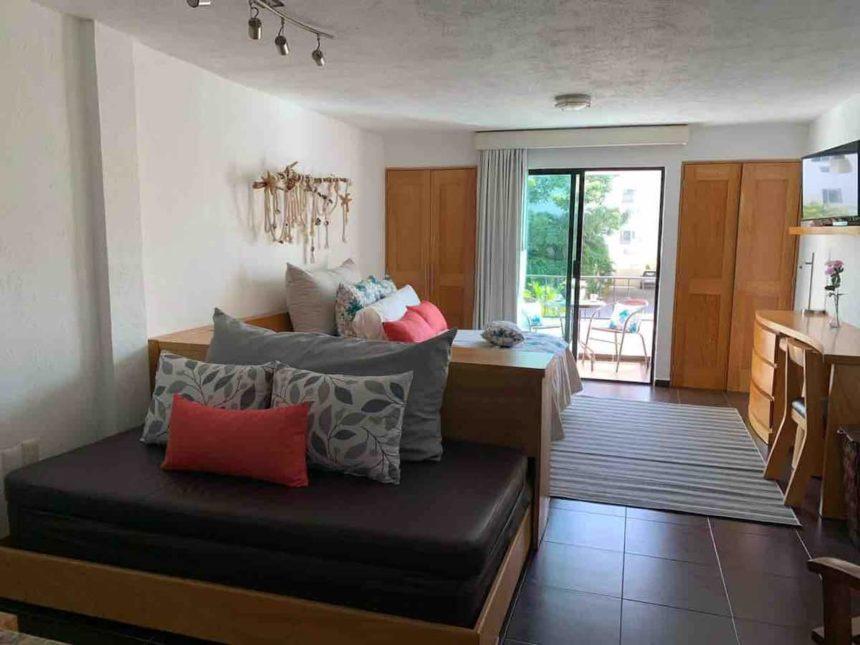 bedroom - Airbnb in Puerto Vallarta