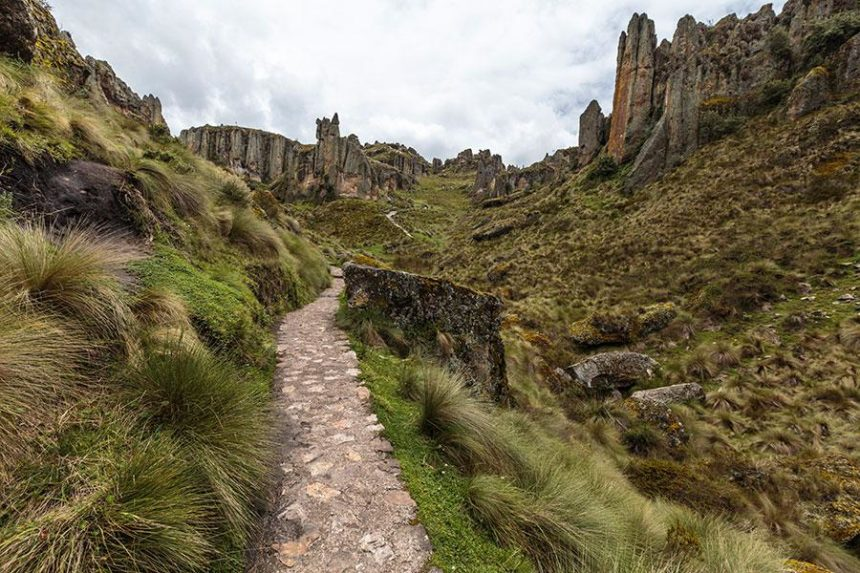 Cumbemayo Cajamarca