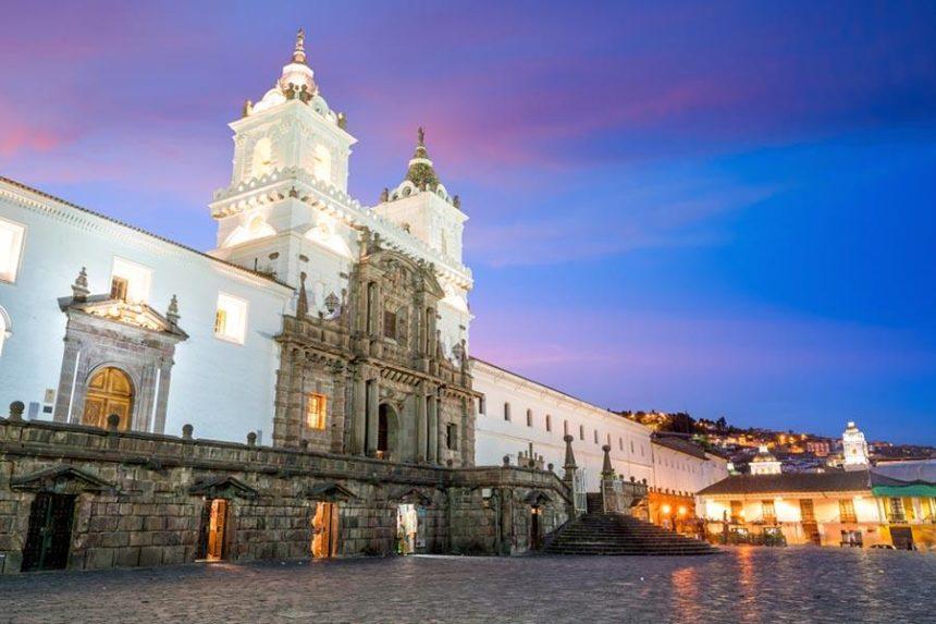 Quito Main Plaza