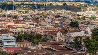 quetzaltenango - how to cross boarder from San Cristobal to Guatemala
