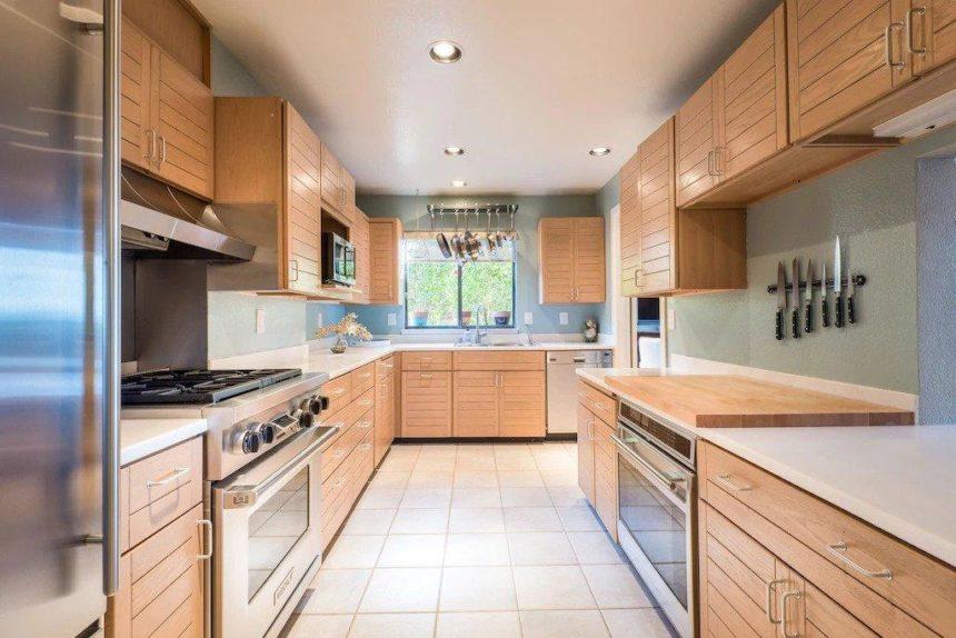 bach house chef kitchen