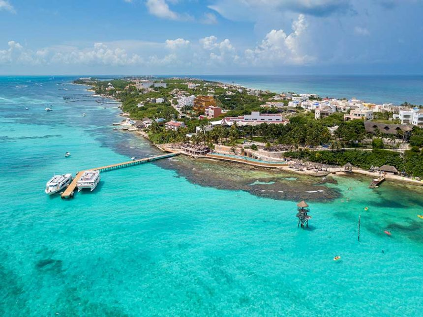 isla mujeres overview - how to get from Cancun to Isla Mujeres