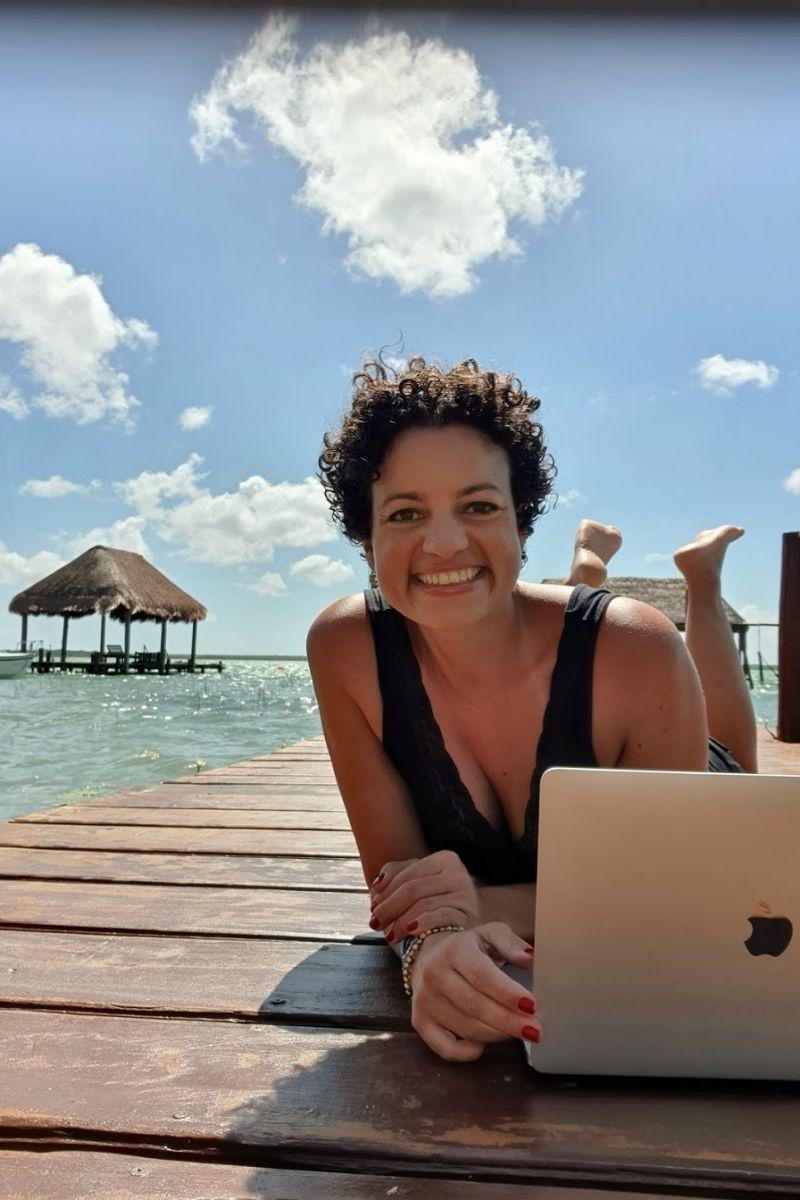 Juliana rappi career coach for remote jobs
