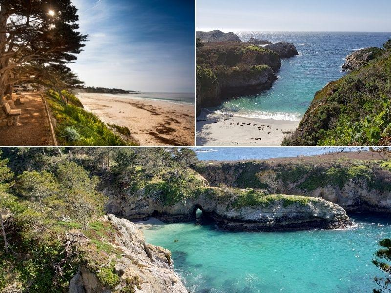 beaches in carmel by the sea - thing to do in carmel by the sea
