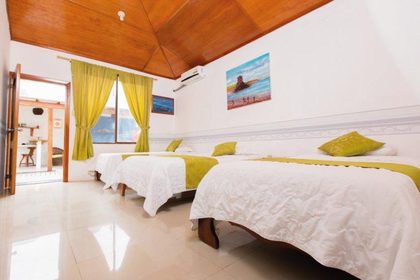 hotel coral blanco triple room