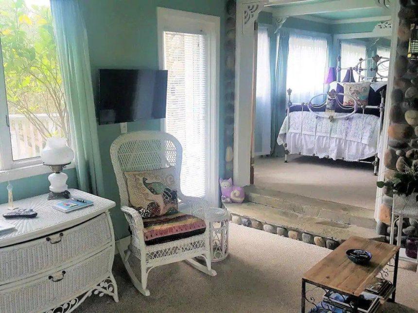 home interior bedroom