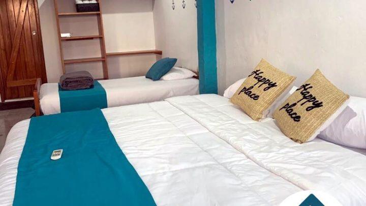Luna hotel room - Galapagos