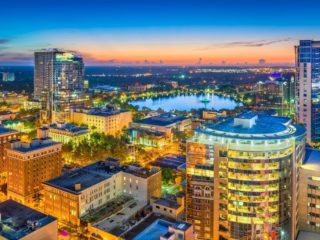 ORLANDO BY NIGHT OVERVIEW / THINGS TO DO IN ORLANDO BESIDES THE THEME PARKS
