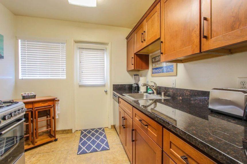 BIlboa studio - kitchen