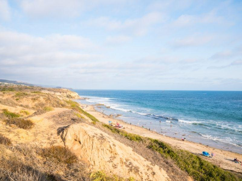 coast line - beach