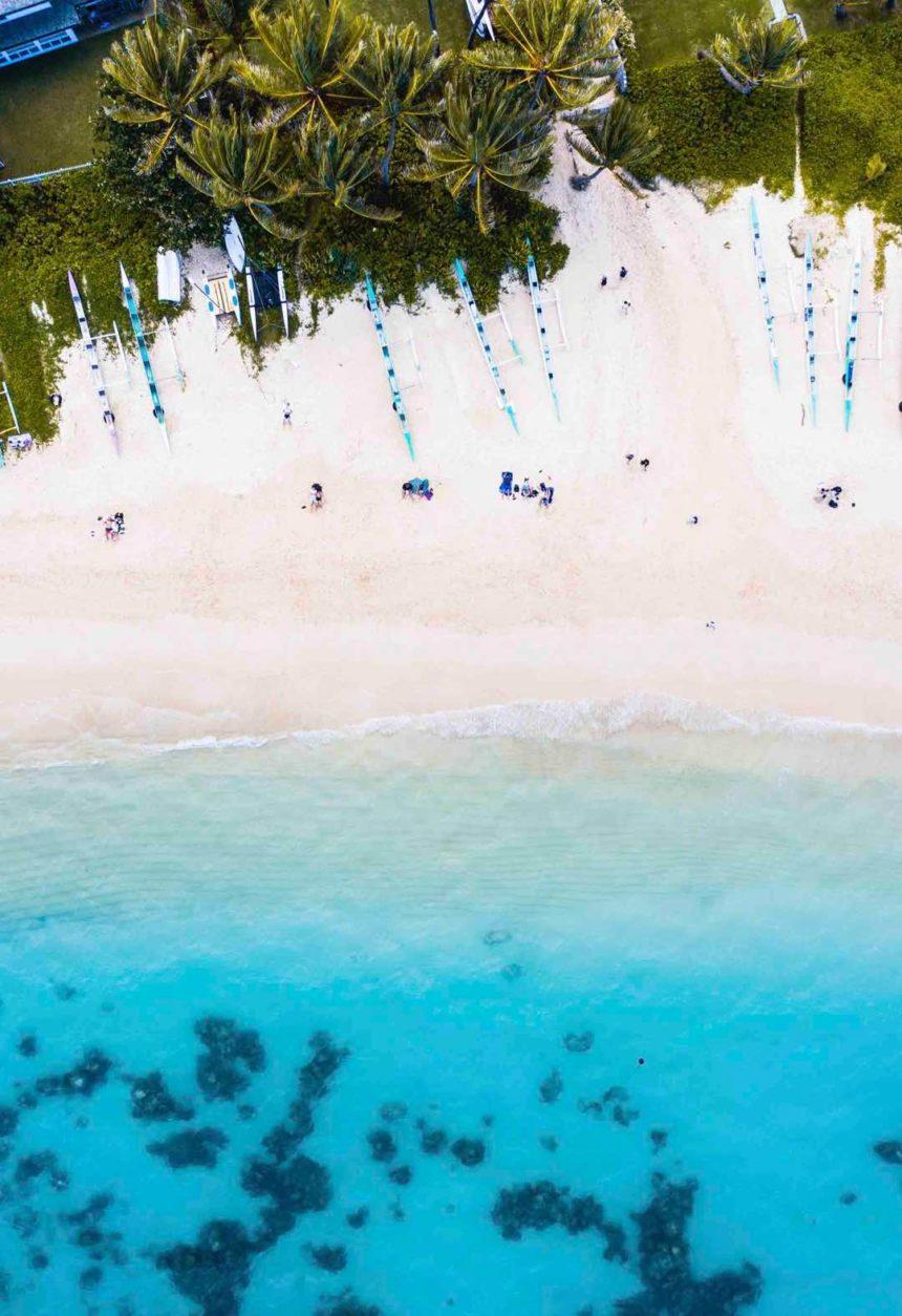 Lanikai beach  - Things to do in Oahu