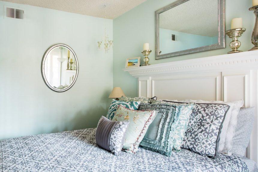 Orange County airbnb glamorous - room