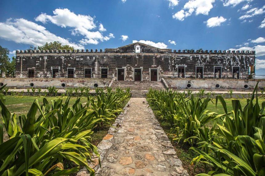 Yaxcopoil hacienda in Yucatan