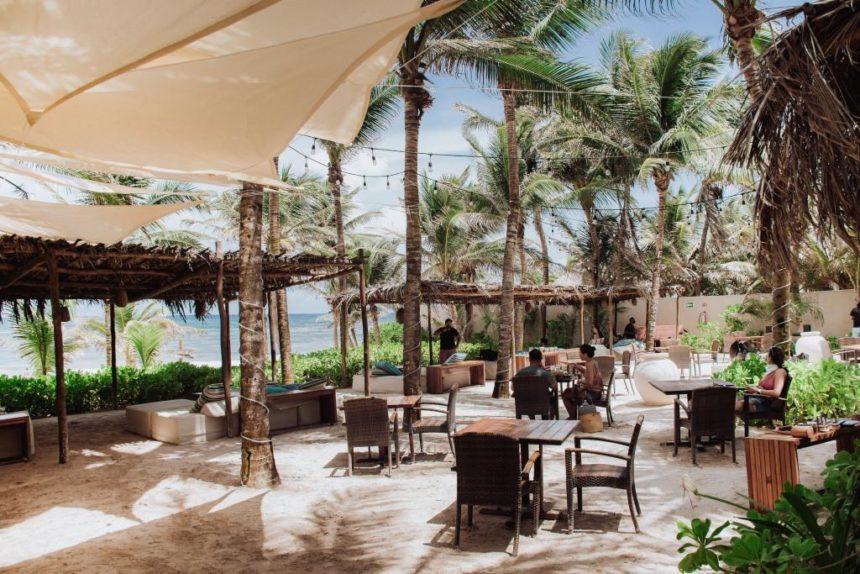 ziggy beach restaurant