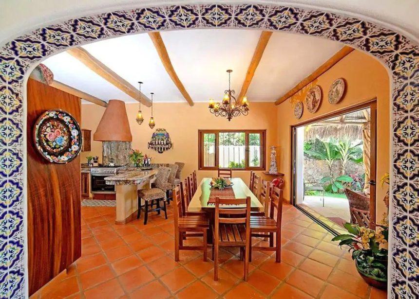 casa soñadora dining room