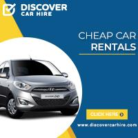 Best Car Rental Deals w/ Free Cancellation, Compare & Save! | Discover Cars