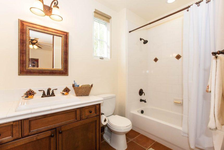 San Clemente Casita Bathroom