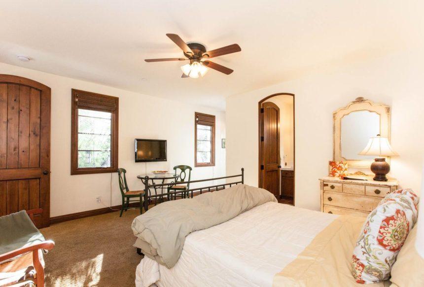 San Clemente Casita Bedroom