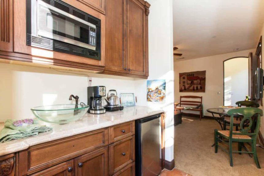 San Clemente Casita kitchen