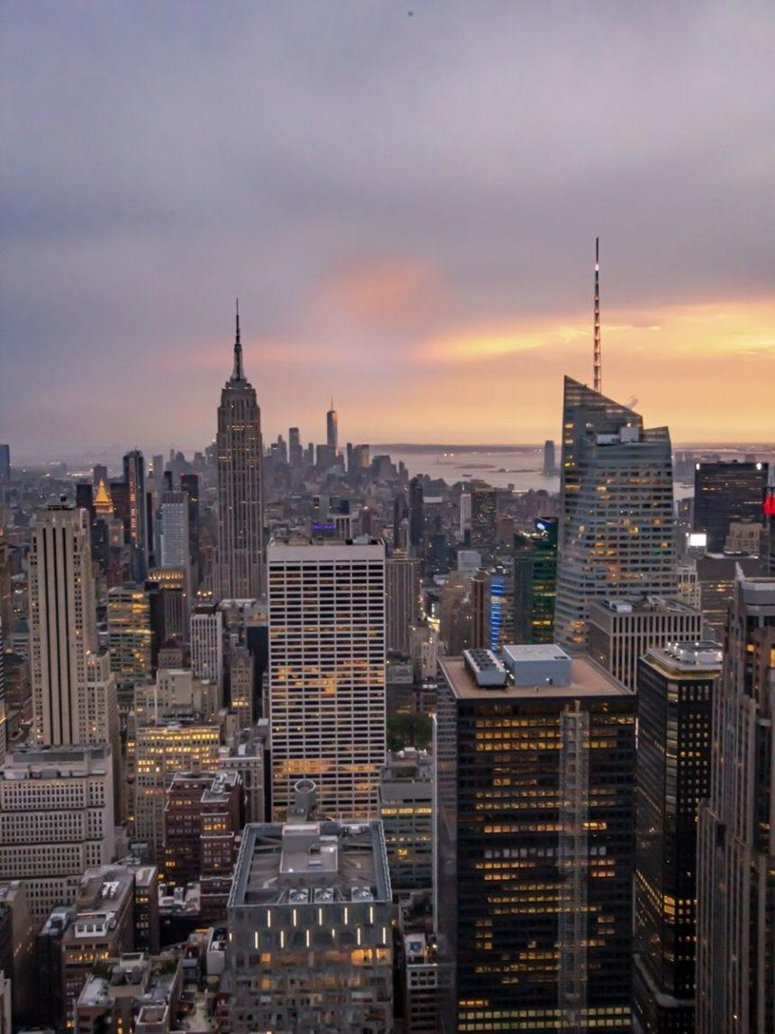 overview of New York