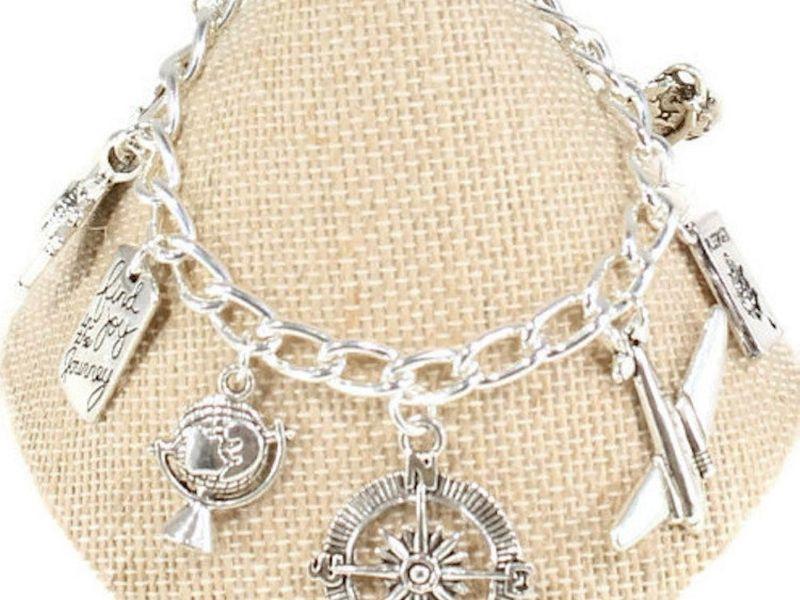 Travel Bracelet  World Traveler's Gift Vacation | Etsy