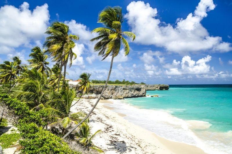 Bottom beach Barbados