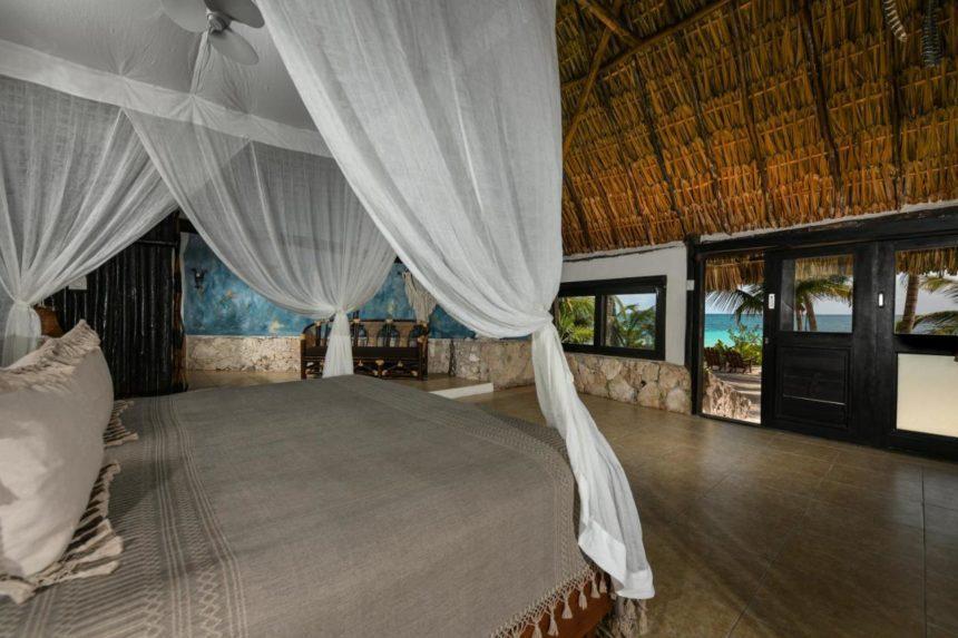Diamante Hotel room Tulum Beach