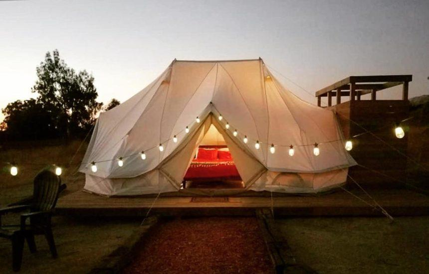 Eco camps temecula