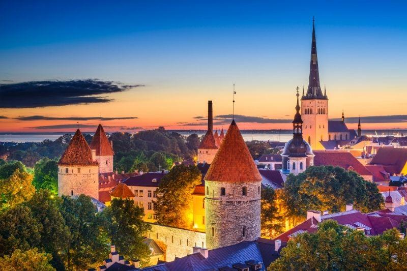 Estonia overview