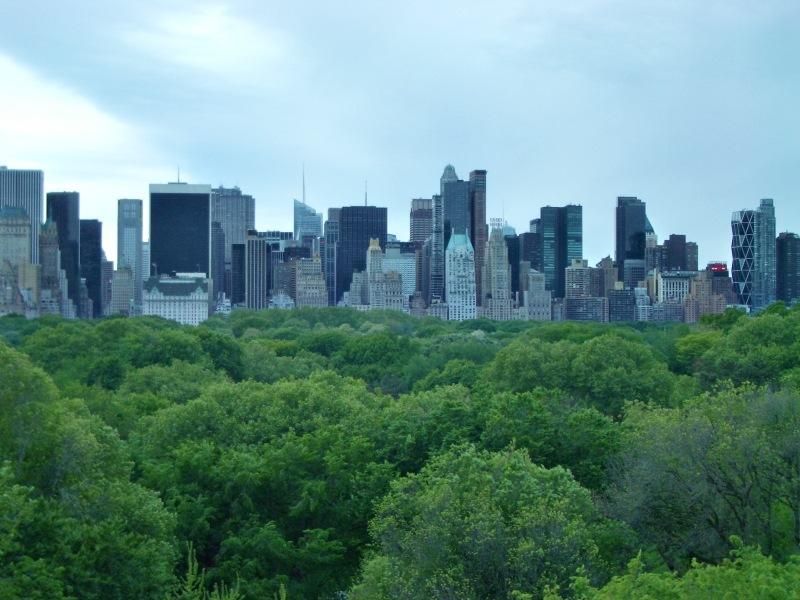 NYC from MET ROOF TOP