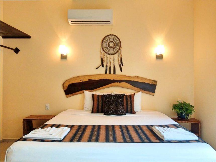 Tulum Nah bedroom