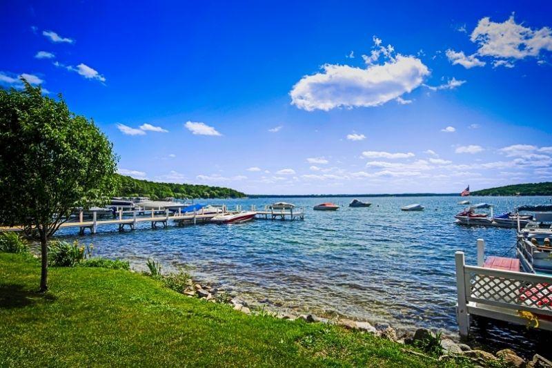 lake Geneva shore