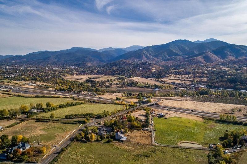 Ashland Oregon Overview
