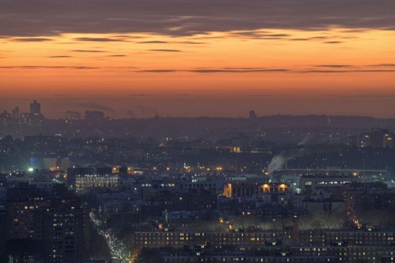 Astoria at Dawn