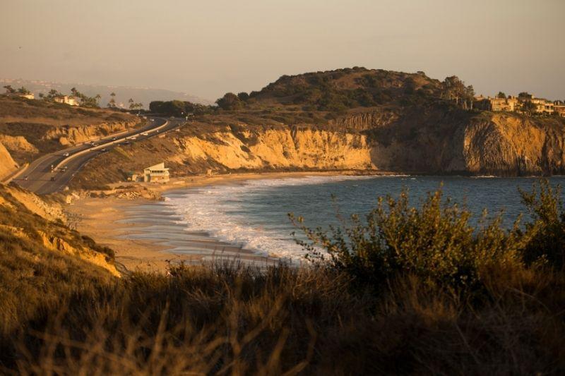 Crystal Cove Beach View