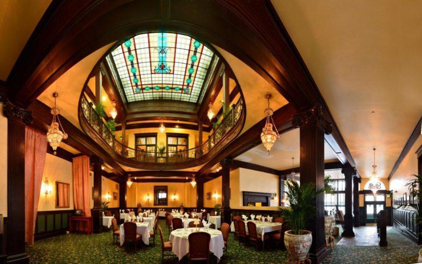 Hotel Geiser interior decor