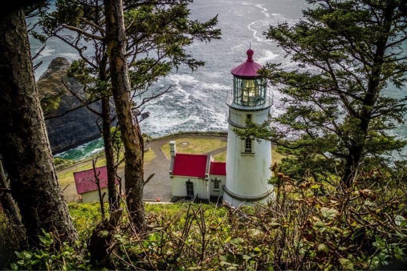 Lighthouse - Florence- Oregon