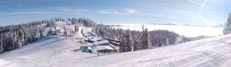 Mt. Ashland Ski resort oregon
