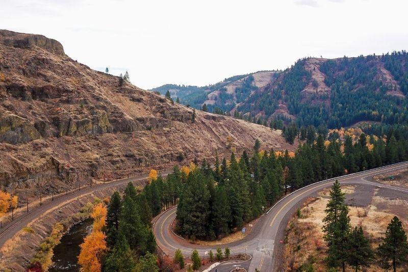 Oregon Trail exit