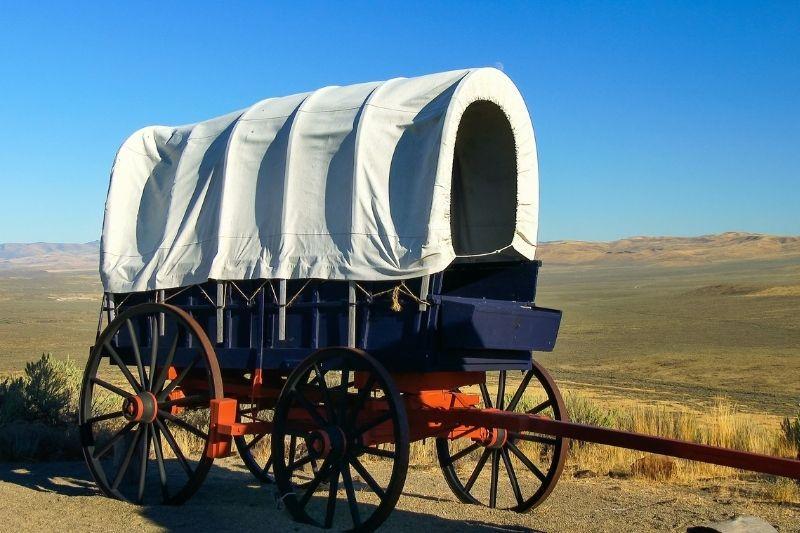Oregon Trail Caravan